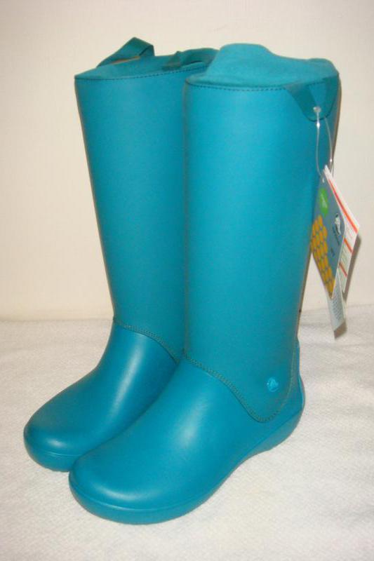 927404568a46 Резиновые сапоги crocs women´s rainfloe boot раз. us7 (Crocs) за 1350 грн.
