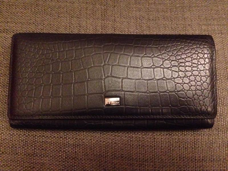 Місткий шкіряний гаманець італійського бренду wanlima (кошелек)1 ... 036182e8cb206
