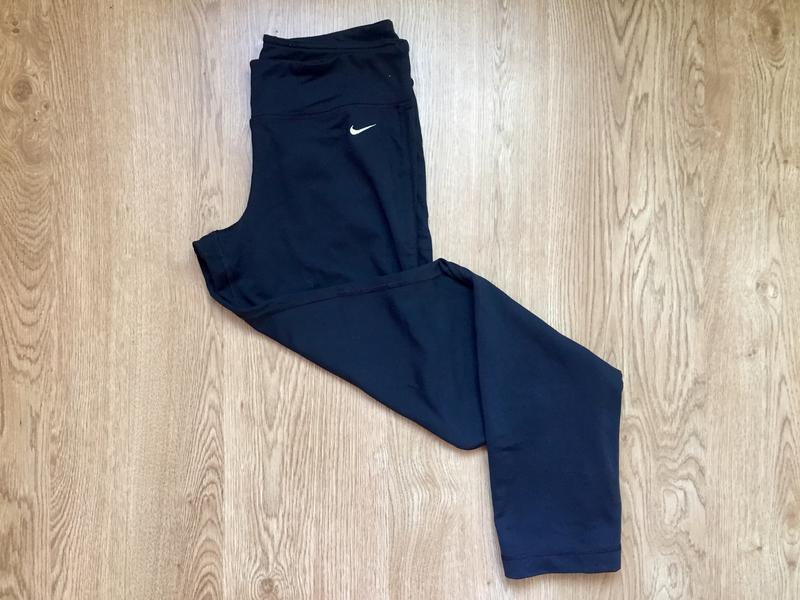 6fc67f29 Комфортные спортивные штаны nike dri fit 10-12рр Nike, цена - 199 ...