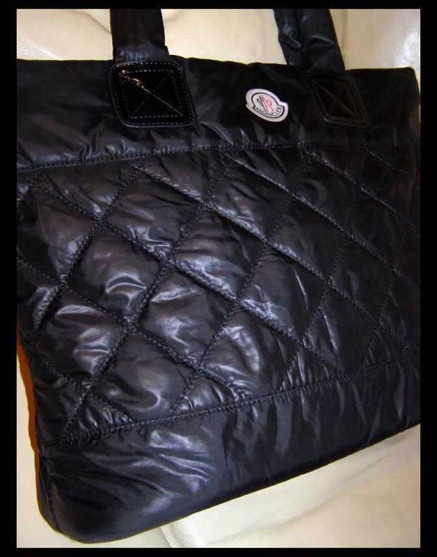 6961b07a1eff Скидка! vip стильная большая стеганая болоневая сумка – шоппер – дорогущий  бренд moncler - италия1 ...