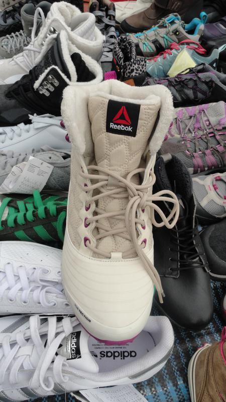 075a5fa5 Зимние ботинки reebok arctic sugar v69894 40,5/26,5 см Reebok, цена ...