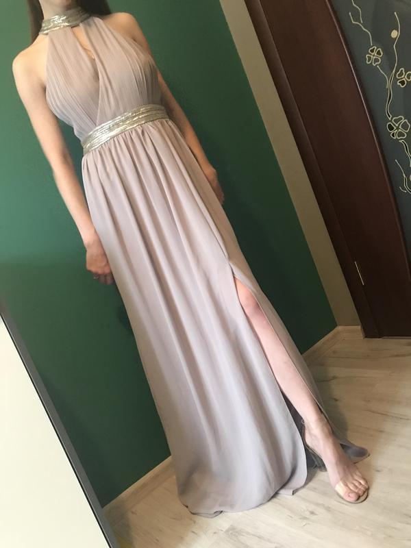 Вечірня сукня asos TFNC, цена - 895 грн, #31359532, купить по доступной цене | Украина - Шафа