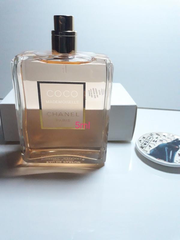 Chanel coco mademoiselle  5 мл - купить по доступной цене в Украине | SHAFA.ua