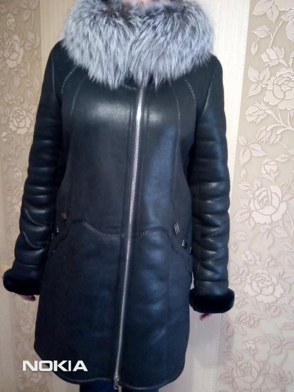 Дубленка женская. Towmy, цена - 1900 грн, #31629612, купить по доступной цене | Украина - Шафа