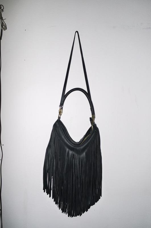 fda46ba37 Сумка h&m с бахромой черная . новая сток H&M, цена - 560 грн ...