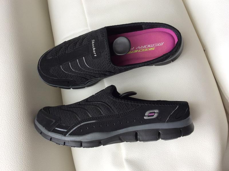 Кроссовки кеды слипоны без задника skechers Skechers, цена - 670 грн, #31851361, купить по доступной цене | Украина - Шафа
