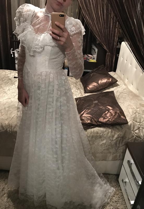 Винтажные Свадебное Платье Купить