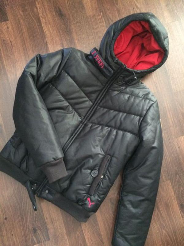 31d8f7484d1b Зимняя куртка puma ferrari Puma Ferrari, цена - 1200 грн,  3638753 ...