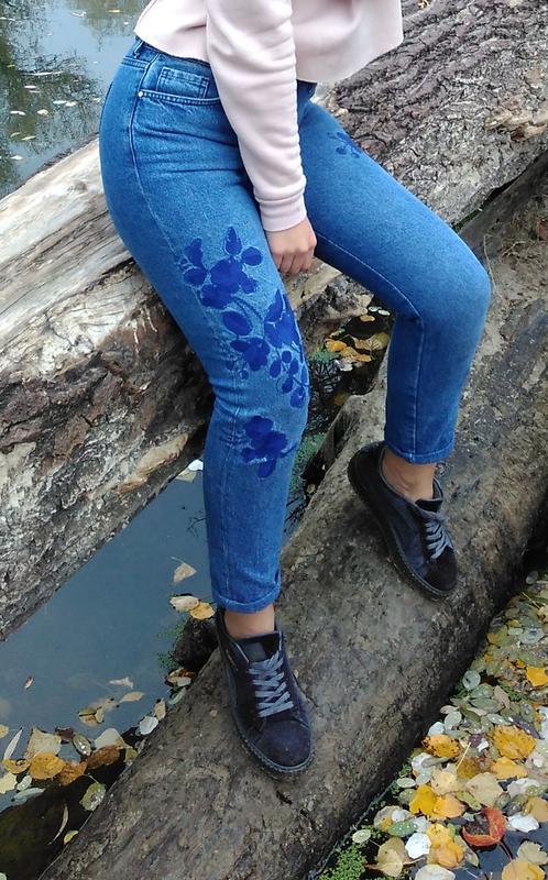 Джинсы marks & spencer с вышивкой Marks & Spencer, цена - 150 грн, #31977581, купить по доступной цене | Украина - Шафа