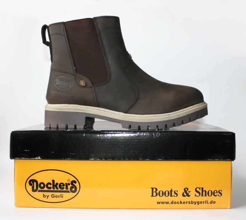 Ботинки челси dockers оригинал. натуральная кожа, утеплены. 36-39 ... ffba14c087a