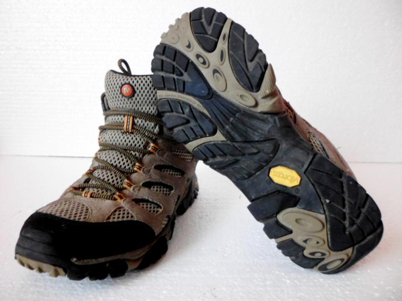 Ботинки треккинговые merrell moab ventilator gore tex Merrell 13220036f284e