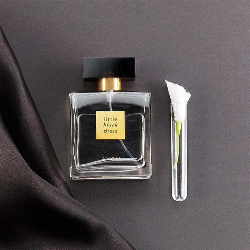 Туалетная вода черное платье эйвон цена купить косметика judith williams