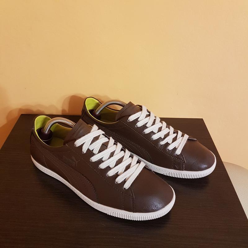 Кожаные кроссовки puma suede (оригинал) Puma daa93b29a465d