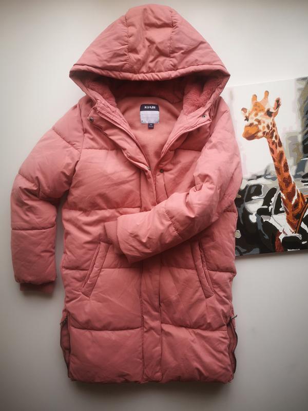 Куртка пуховик, деми теплая Kiabi, цена - 825 грн, #32888323, купить по доступной цене | Украина - Шафа