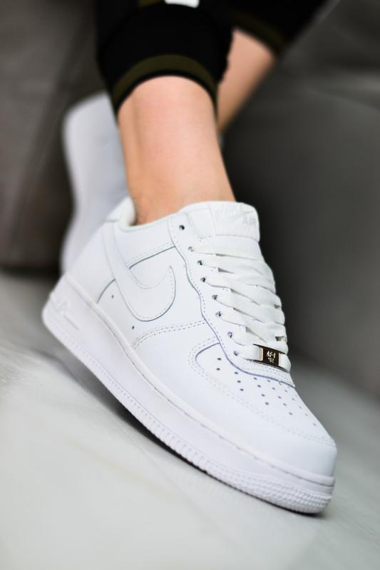 Nike air force 1 low шикарные женские кроссовки найк белые Nike, цена - 1499 грн, #32972131, купить по доступной цене | Украина - Шафа