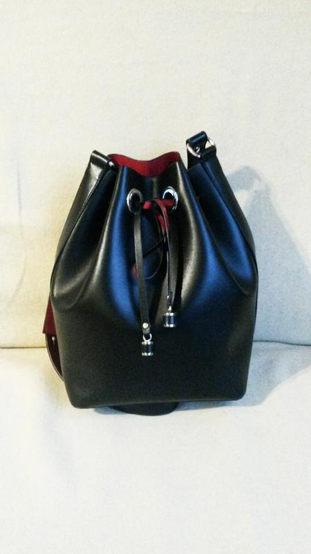 87f32f01a9d2 Bucket bag zara ZARA, цена - 650 грн, #3783772, купить по доступной ...