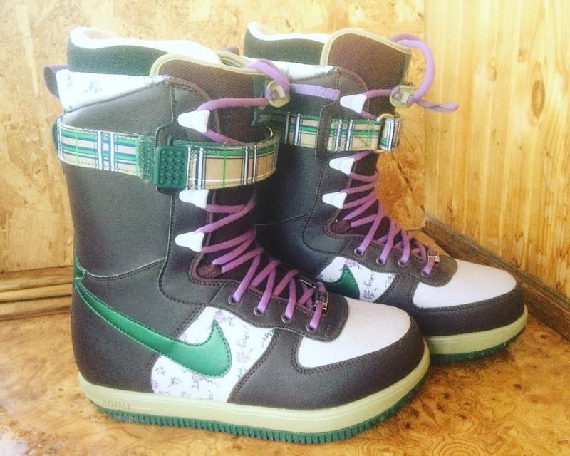 f956cb88 Сноубордические ботинки nike zoom force-1!!!!! Nike, цена - 3800 грн ...