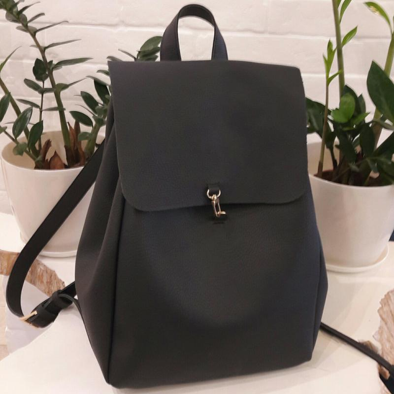 1684e8bcf268 Женский рюкзак кожзам, цена - 687 грн, #3817343, купить по доступной ...