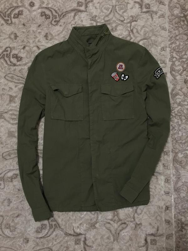 Рубашка zara man ZARA, цена - 160 грн, #33321859, купить по доступной цене | Украина - Шафа