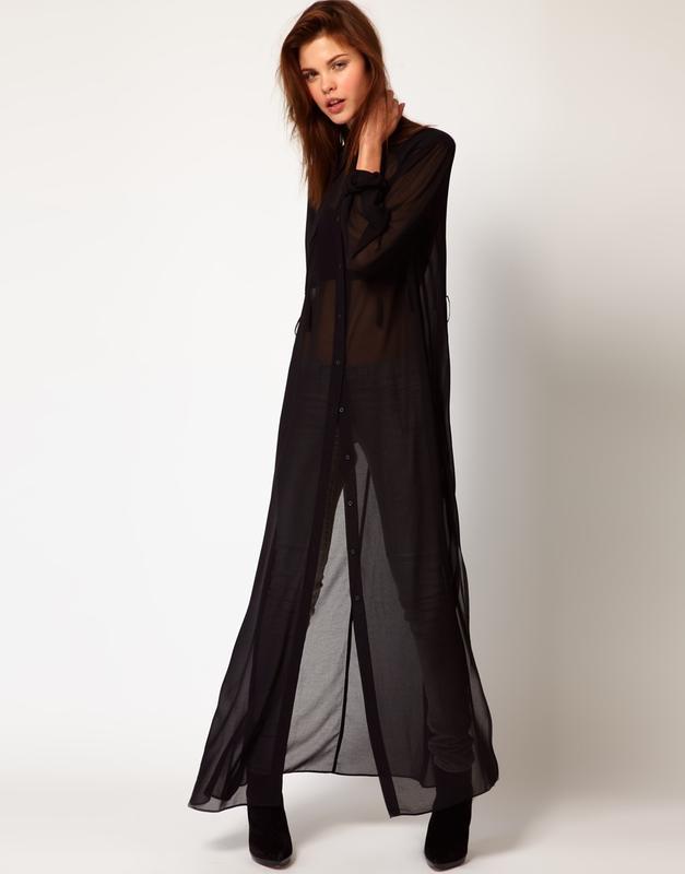 1012de25bcf Шикарное шифоновое платье-рубашка туника1 фото ...