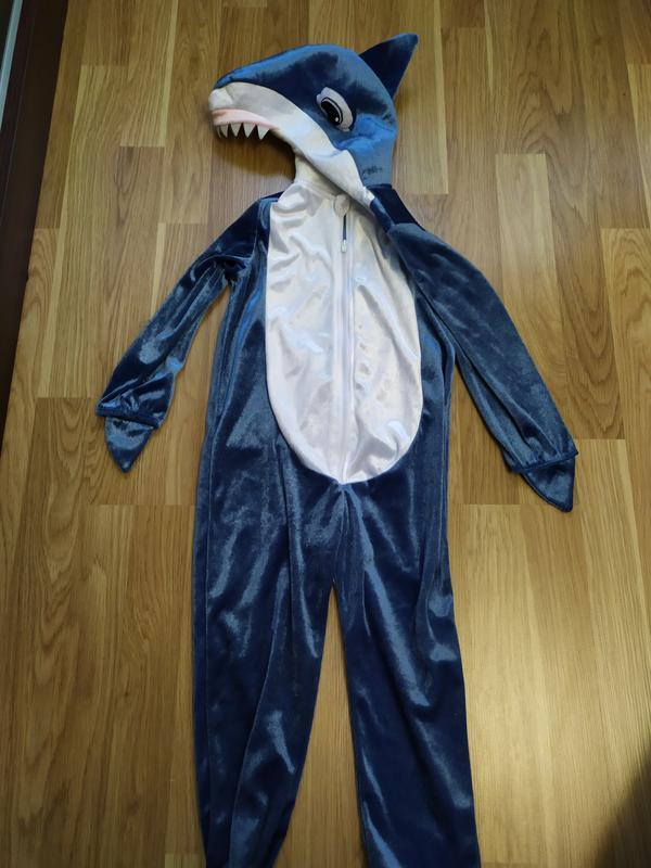 Костюм baby shark  акуленок 3-4 г H&M, цена - 230 грн, #33363365, купить по доступной цене | Украина - Шафа
