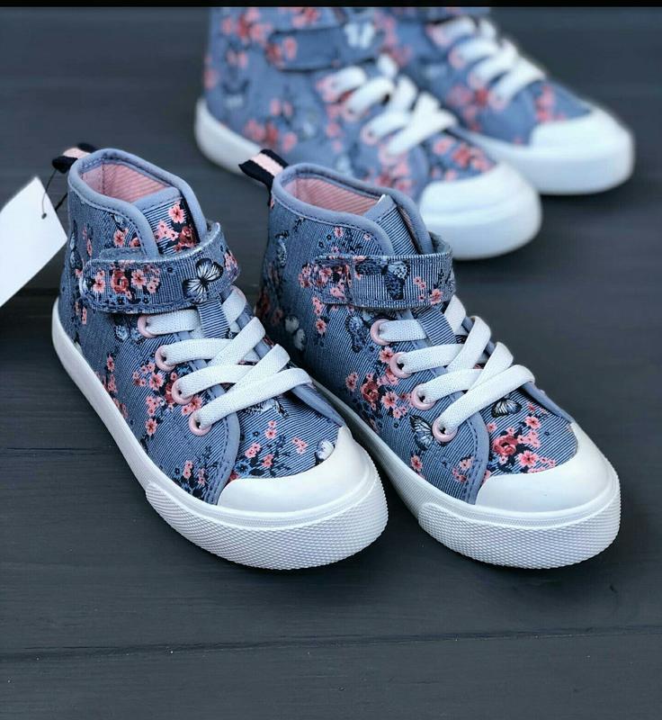 Новые кеды кроссовки h&m 27 28 H&M, цена - 400 грн, #33372856, купить по доступной цене | Украина - Шафа
