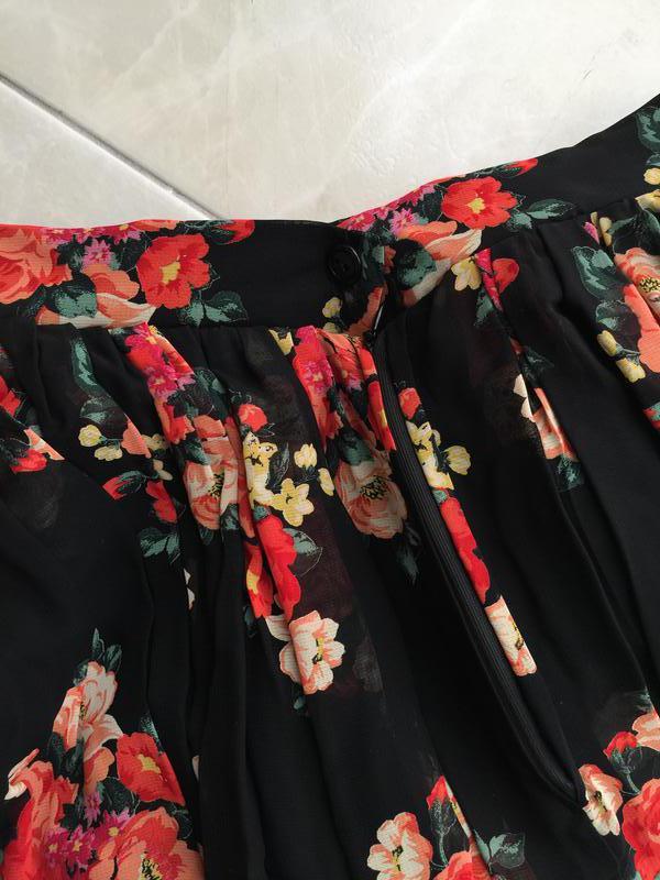 7b354772b Почти цыганская юбка в цветах Hand Made, #3827461, купить по ...