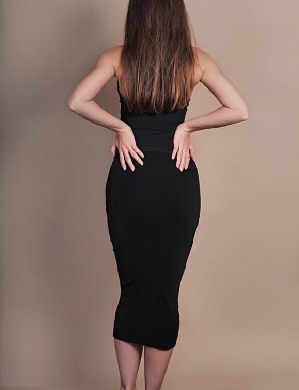 81f096819b3 Длинная трикотажная юбка-карандаш. тёплая юбка. шерсть marc cain 1 фото ...