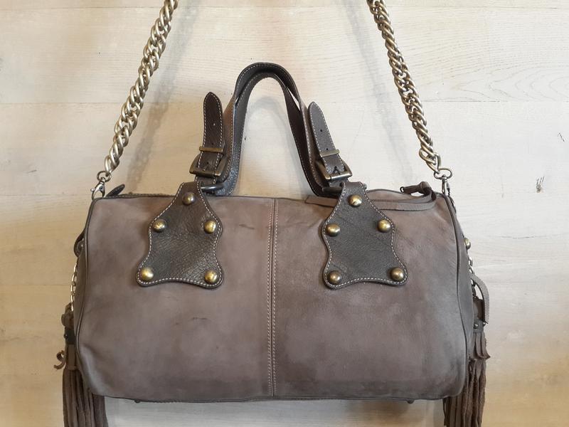 2b977295eb18 Вместительная ,кожаная сумка gianni chiarini, италия, цена - 900 грн ...