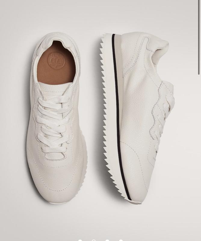 Кожаные кроссовки кеды натуральная кожа на платформе оригинал massimo dutti Massimo Dutti, цена - 2140 грн, #33574553, купить по доступной цене | Украина - Шафа