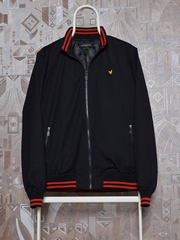 Lyle&scott мужская куртка бомбер Lyle Scott, цена - 350 грн, #33658717, купить по доступной цене | Украина - Шафа