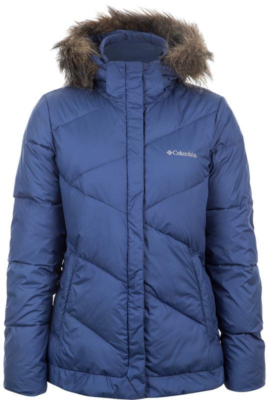 Зимняя куртка курточка пуховик columbia snow eclipse omni-shield р. м-l 46р  ... b6856fb2d1ffc