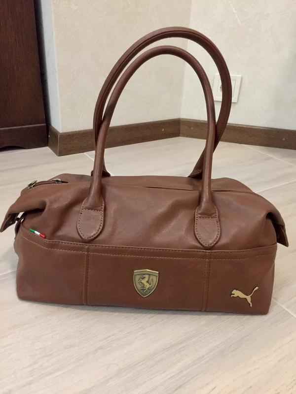 7d5998eb8be2 Супер модная сумка puma ferrari (original) Puma Ferrari, цена - 900 ...