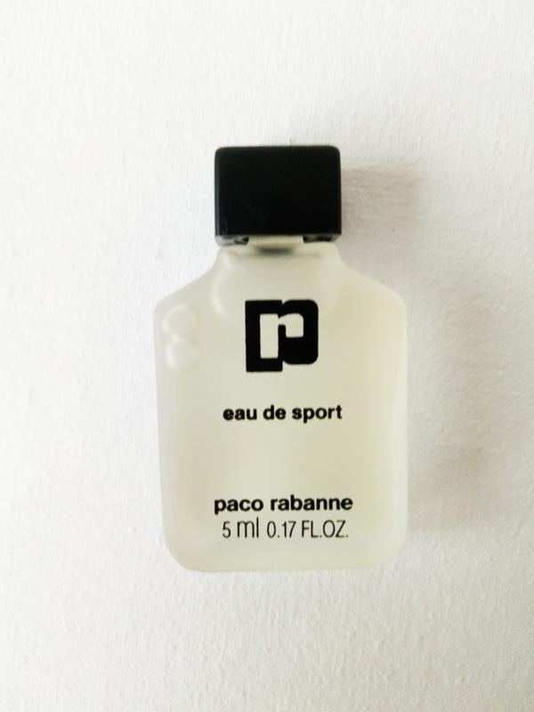 Sport de paco rabanne мужские духи миниатюра оригинал винтаж, цена - 90 грн, #33868380, купить по доступной цене | Украина - Шафа