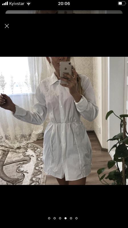 Платье катон рубашка за 139 грн. | Шафа