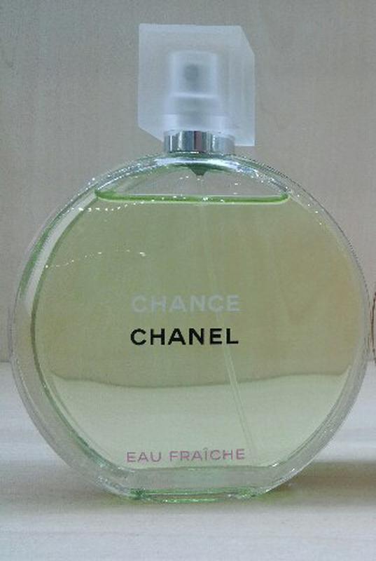 6a8da9bafd68 Chanel chance eau fraiche шанель шанс о фреш тестер оригинал Chanel ...