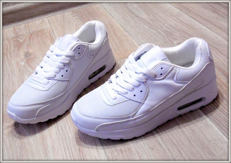 969db5d04 Белые женские кроссовки коллекция весна 2017, цена - 350 грн ...