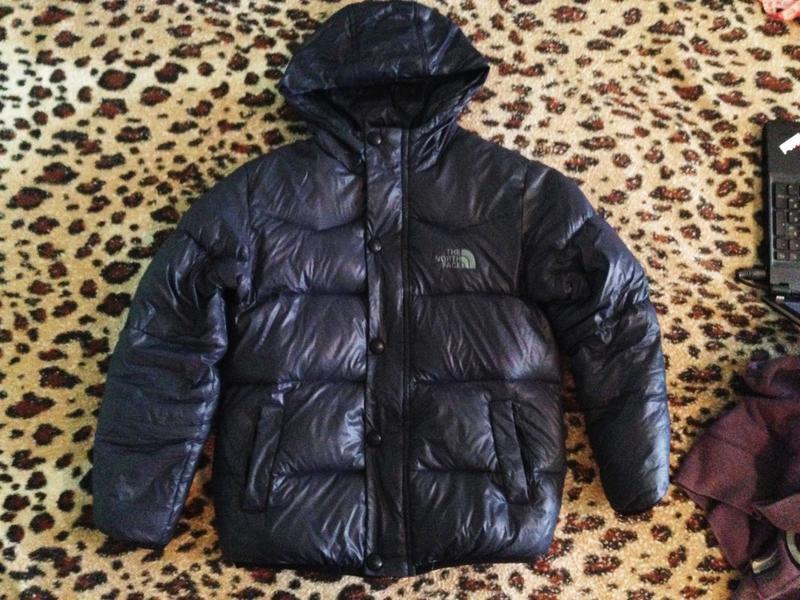 короткая дутая куртка зимний пуховик The North Face Thf The North Face цена 330 грн 3917071 купить по доступной цене украина шафа