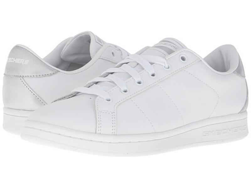 7cc3b034062e Белые женские кожаные кеды skechers. Skechers, цена - 1300 грн ...
