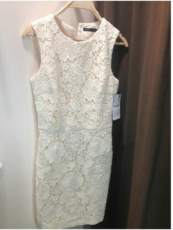 Платье кружевное купить украина