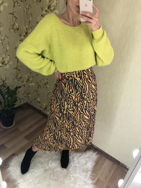 Стильная юбка миди за 59 грн. | Шафа