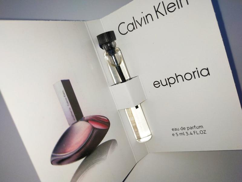 Очень стойкий мини парфюм euphoria calvin klein фруктовые, цветочные - купить по доступной цене в Украине | SHAFA.ua