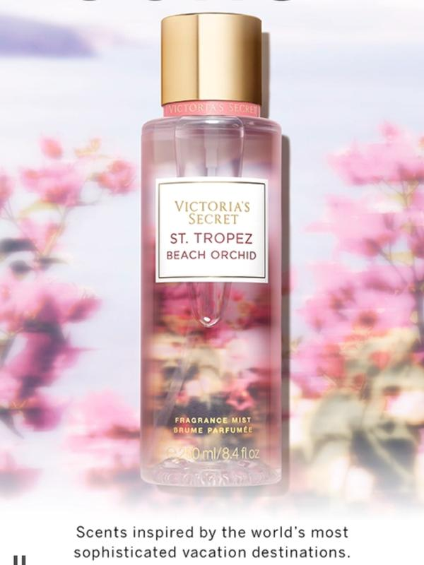 Мист vs st. tropez новый цветочный аромат 2020 года Victoria's Secret, цена  — 330 грн, #35874689, купить по доступной цене | Украина — Шафа