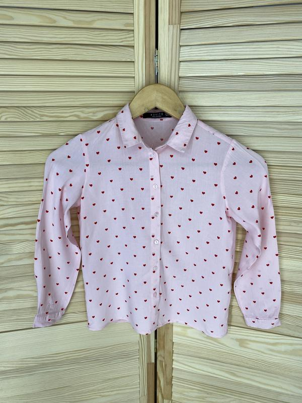 Блузка в сердечках mohito (Mohito) за 89 грн. | Шафа