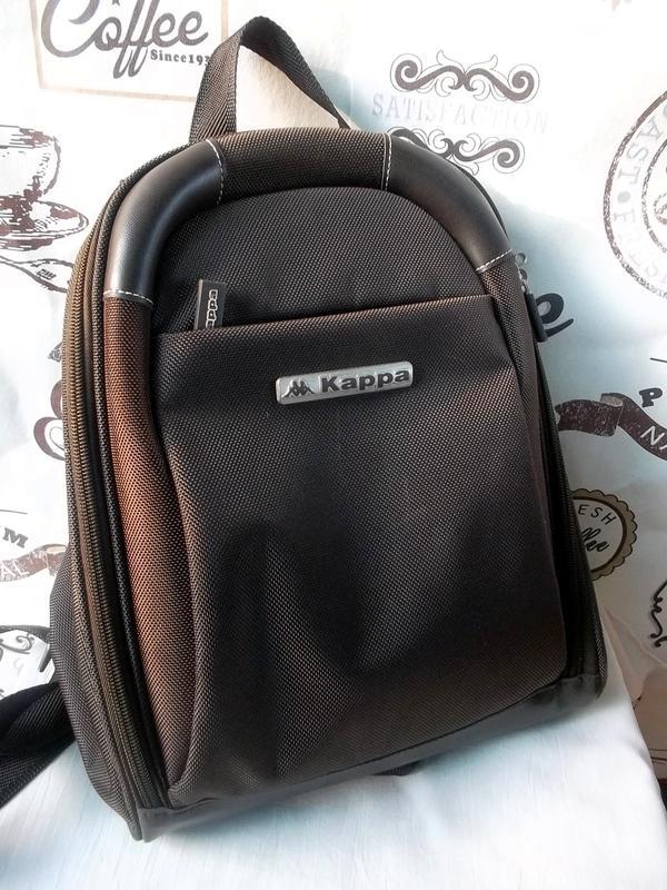 Рюкзаки фирмы kappa италия сумки дорожные луи вьюитон