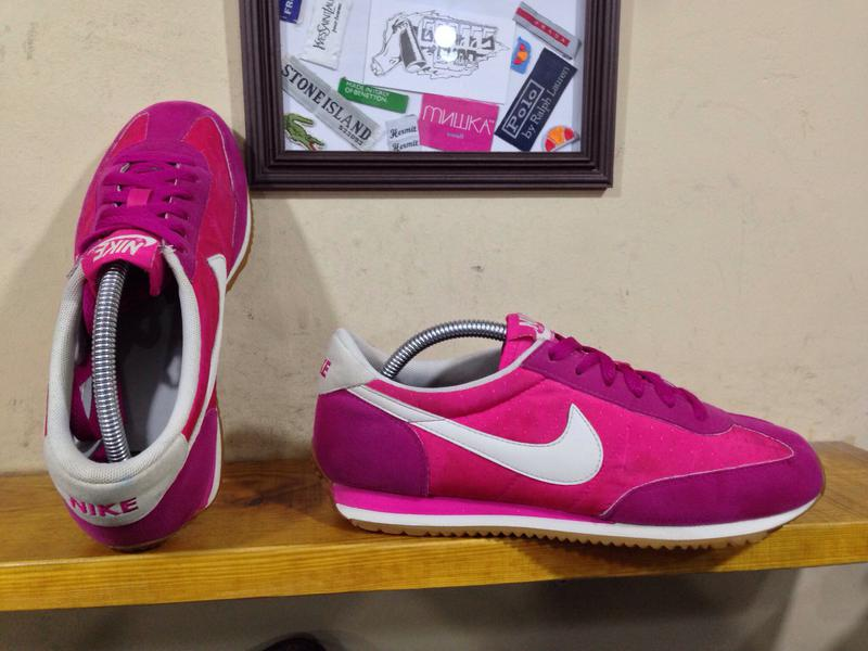 Яркие замшевые кроссовки nike (оригинал) Nike, цена - 650 грн ... cf135e039ac
