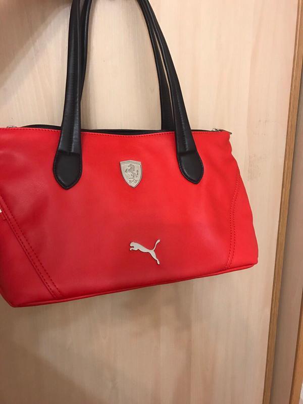 36cd166303de Сумка красная , puma-ferrari Puma Ferrari, цена - 2500 грн,  4168497 ...