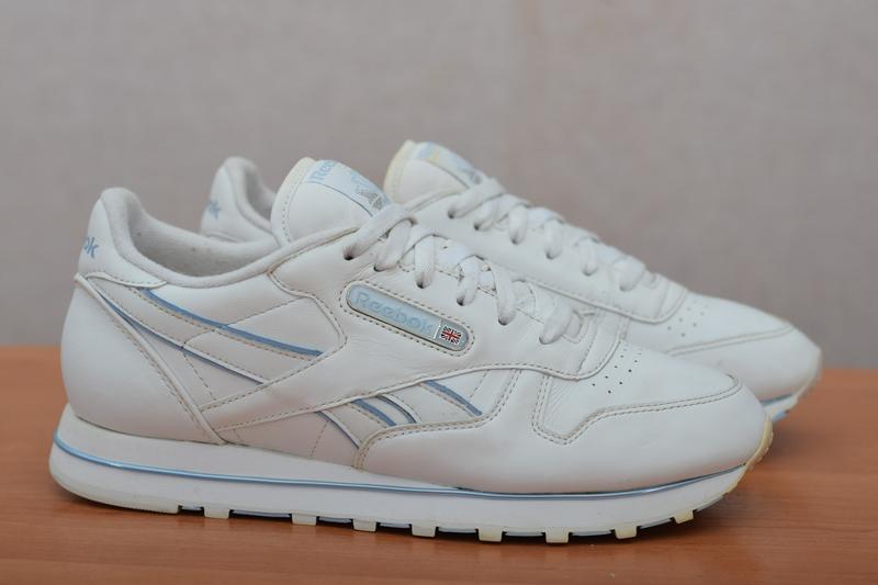 Белые женские кроссовки reebok classic, 39 размер. оригинал Reebok, цена - 1000 грн, #36353320, купить по доступной цене | Украина - Шафа