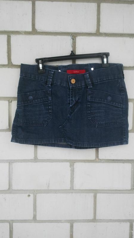 08e6e55b920 Джинсовая мини- юбка levis оригинал Levis