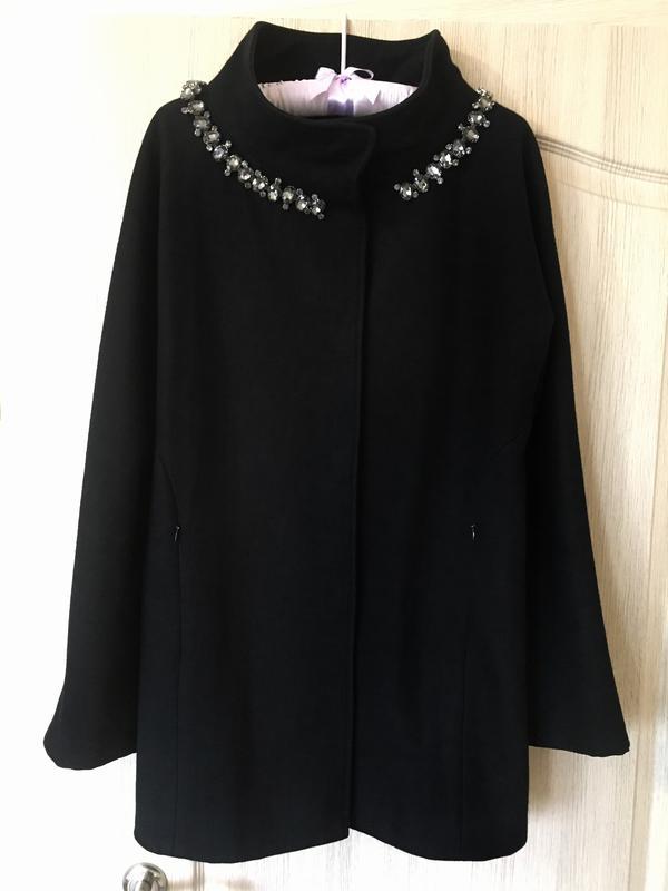 Женское шерстяное пальто1 ... 18de699a169ec